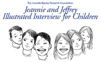 Jeannie and Jeffrey Illustrated Interview for Children